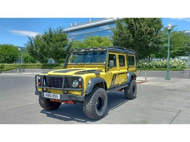 1992 Land Rover Defender (CC-1523685) for sale in Cadillac, Michigan