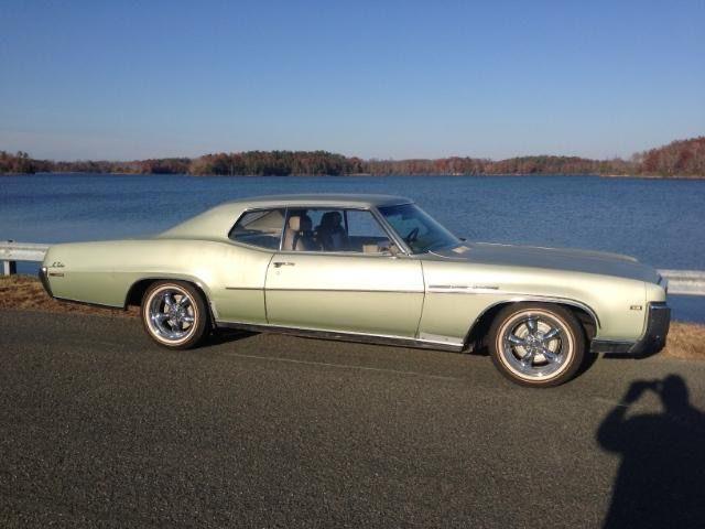 1969 Buick LeSabre (CC-1523688) for sale in Cadillac, Michigan