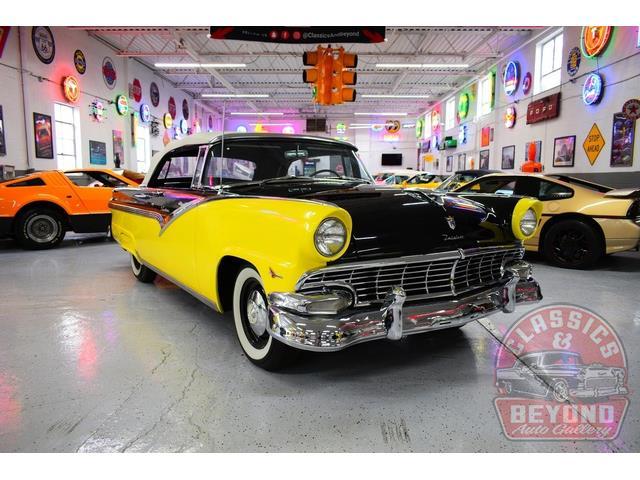 1956 Ford Fairlane (CC-1523692) for sale in Wayne, Michigan