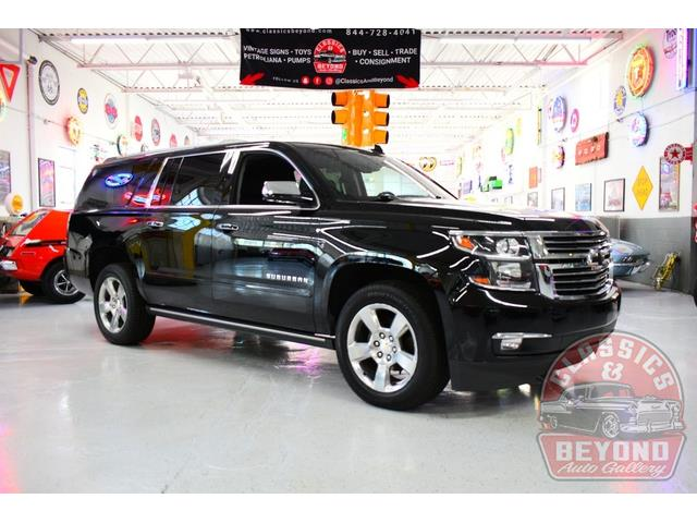 2018 Chevrolet Suburban (CC-1523696) for sale in Wayne, Michigan