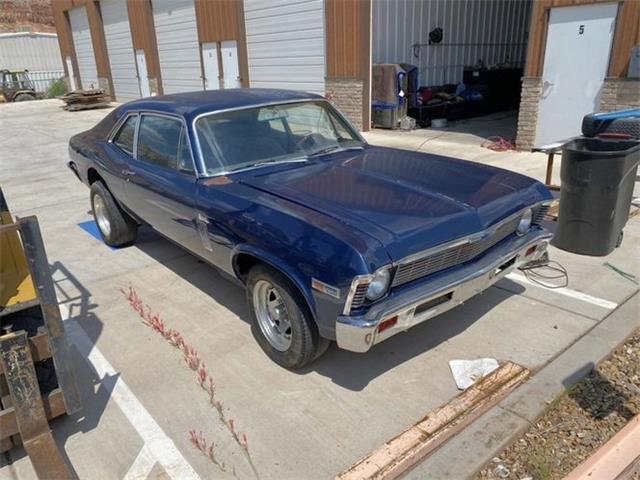 1969 Chevrolet Nova (CC-1523700) for sale in Cadillac, Michigan