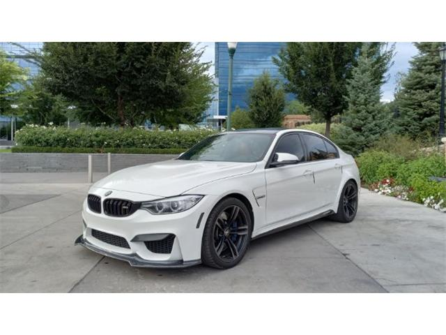 2016 BMW M3 (CC-1523704) for sale in Cadillac, Michigan
