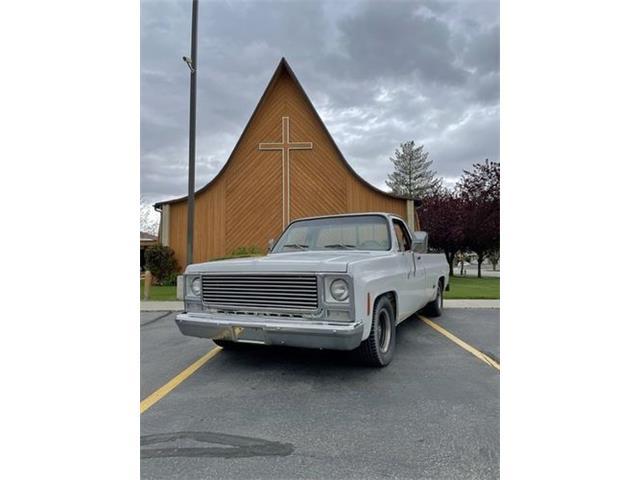 1977 GMC C/K 10 (CC-1523710) for sale in Cadillac, Michigan
