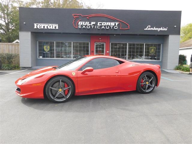 2011 Ferrari 458 (CC-1523720) for sale in Biloxi, Mississippi