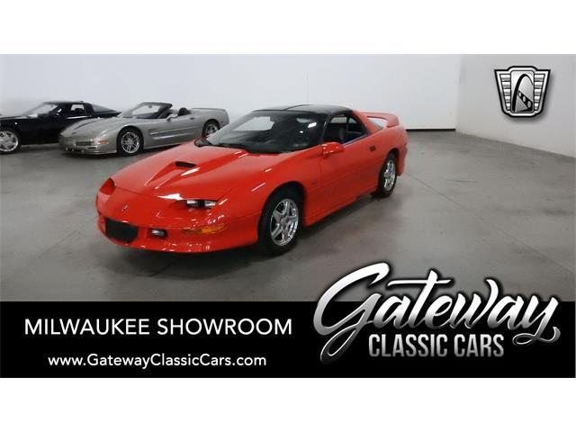 1995 Chevrolet Camaro (CC-1523721) for sale in O'Fallon, Illinois