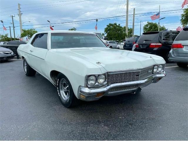 1970 Chevrolet Impala (CC-1523723) for sale in Cadillac, Michigan