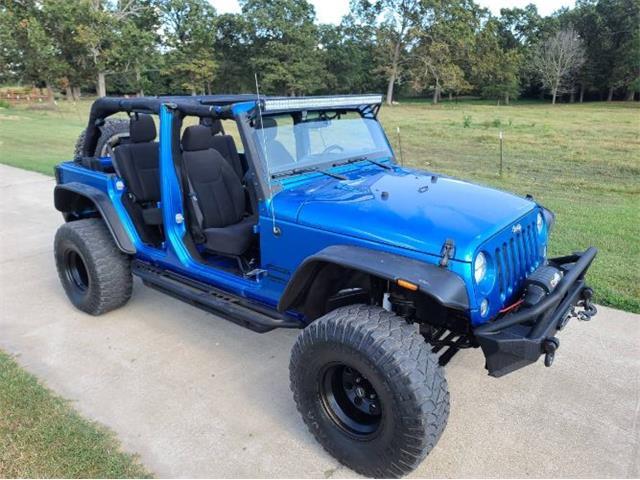 2016 Jeep Wrangler (CC-1523724) for sale in Cadillac, Michigan