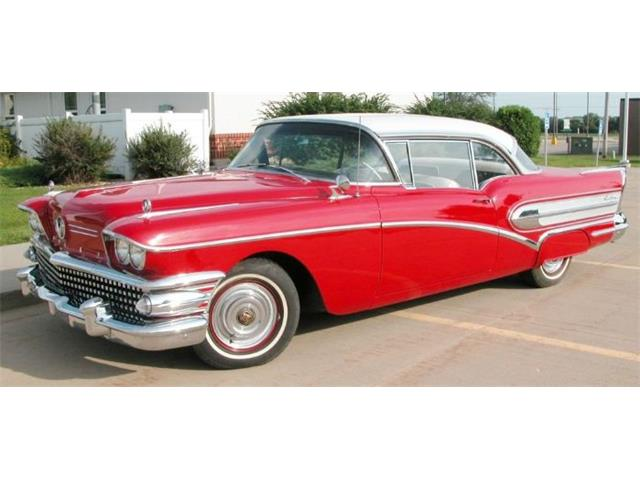 1958 Buick Century (CC-1523725) for sale in Cadillac, Michigan
