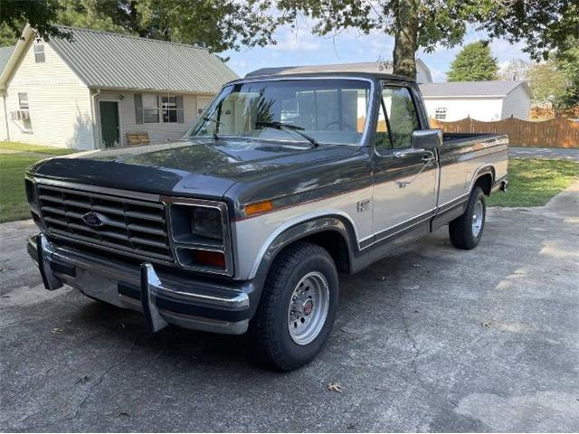 1986 Ford F150 (CC-1523727) for sale in Cadillac, Michigan