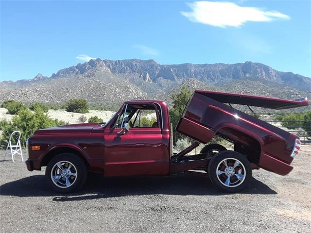 1969 Chevrolet C10 (CC-1523729) for sale in Lake Hiawatha, New Jersey