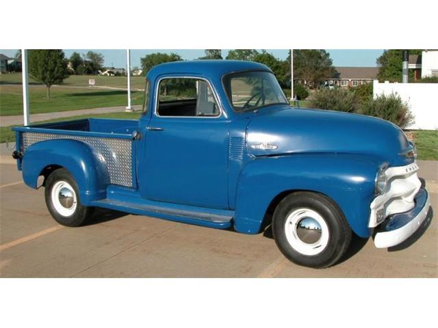1955 Chevrolet 3100 (CC-1523735) for sale in Cadillac, Michigan