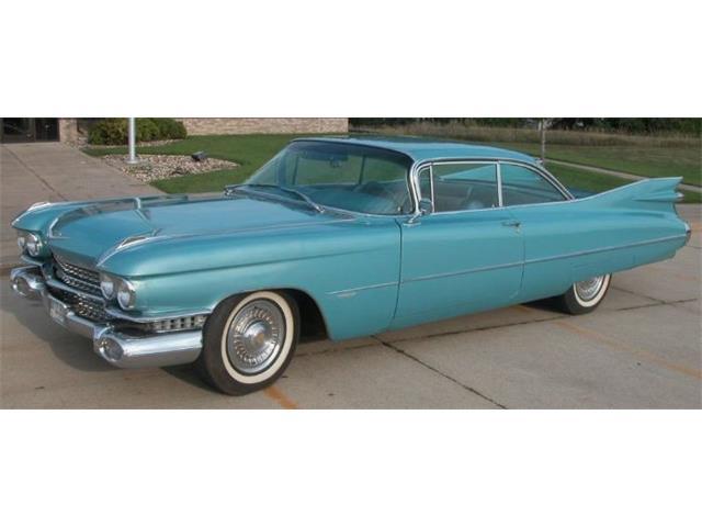 1959 Cadillac Series 62 (CC-1523736) for sale in Cadillac, Michigan