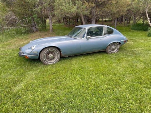 1973 Jaguar E-Type (CC-1523737) for sale in Cadillac, Michigan