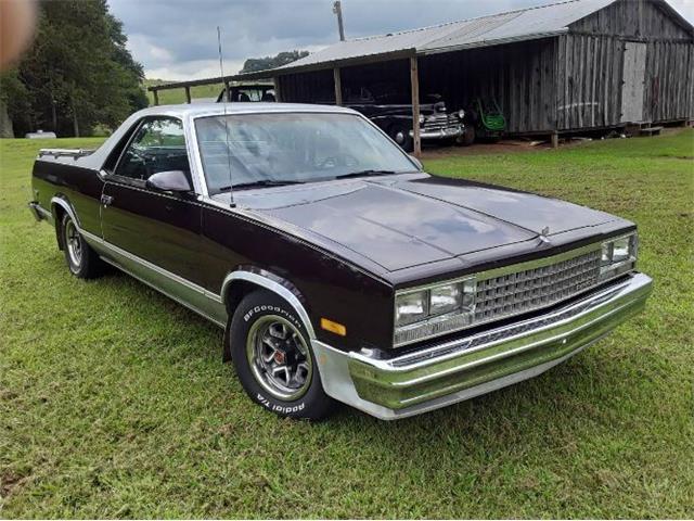 1986 Chevrolet El Camino (CC-1523739) for sale in Cadillac, Michigan