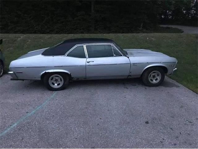 1971 Chevrolet Nova (CC-1523744) for sale in Cadillac, Michigan