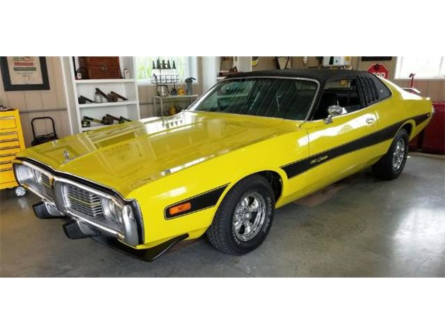 1973 Dodge Challenger (CC-1523746) for sale in Cadillac, Michigan