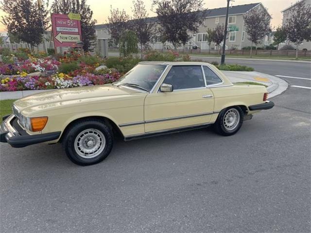 1979 Mercedes-Benz 450SL (CC-1523748) for sale in Cadillac, Michigan