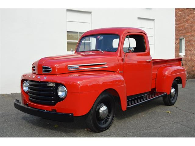 1950 Ford F1 (CC-1523755) for sale in Springfield, Massachusetts