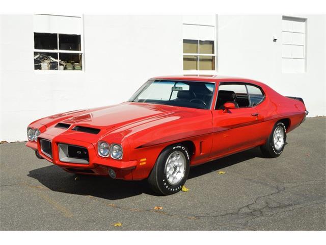 1972 Pontiac GTO (CC-1523756) for sale in Springfield, Massachusetts