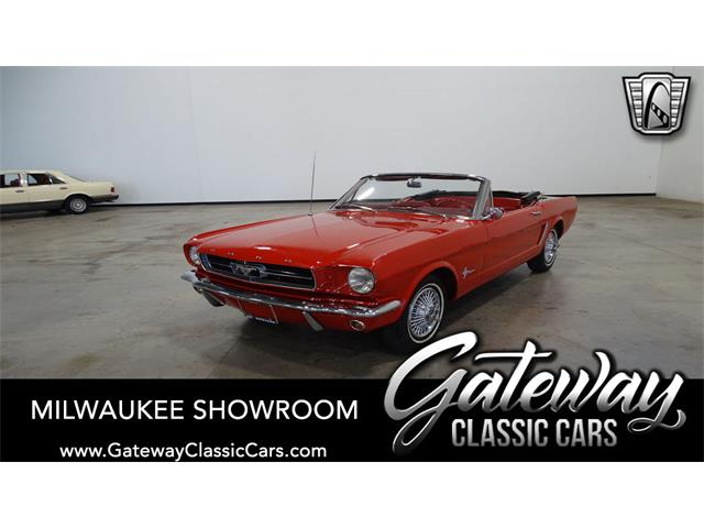 1964 Ford Mustang (CC-1523758) for sale in O'Fallon, Illinois