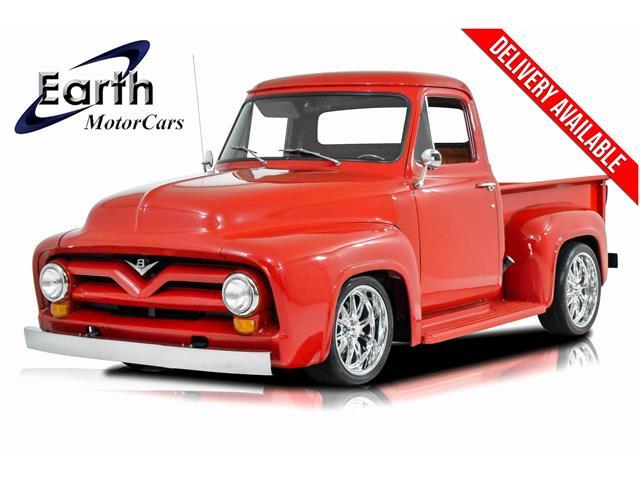 1955 Ford F100 (CC-1523759) for sale in Carrollton, Texas