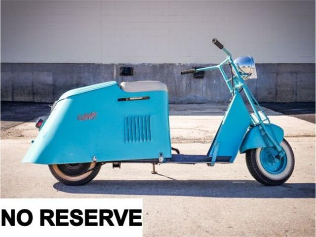 1946 Cushman Motorcycle (CC-1520376) for sale in Online, Missouri