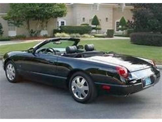 2004 Ford Thunderbird (CC-1523769) for sale in Cadillac, Michigan