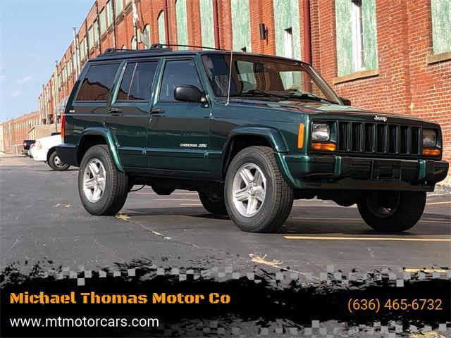 2000 Jeep Cherokee (CC-1523770) for sale in Saint Charles, Missouri