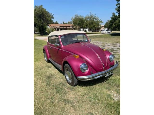 1970 Volkswagen Beetle (CC-1523771) for sale in Cadillac, Michigan