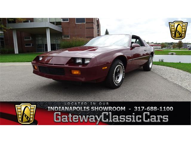 1985 Chevrolet Camaro (CC-1523772) for sale in O'Fallon, Illinois