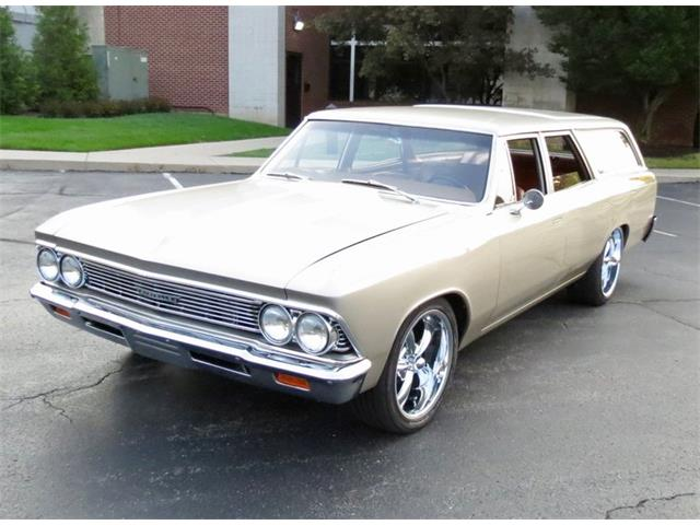 1966 Chevrolet Malibu (CC-1523773) for sale in Dayton, Ohio