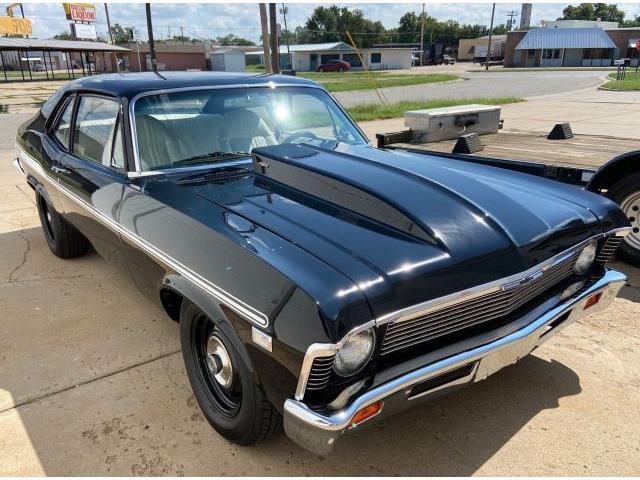 1968 Chevrolet Nova (CC-1523779) for sale in Cadillac, Michigan