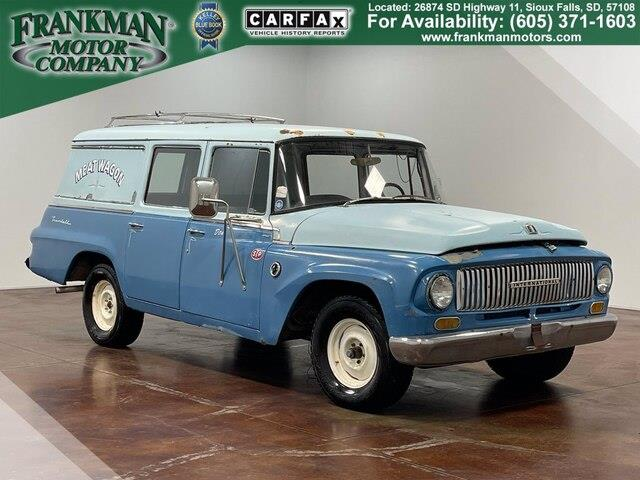 1966 International Travelall (CC-1523787) for sale in Sioux Falls, South Dakota