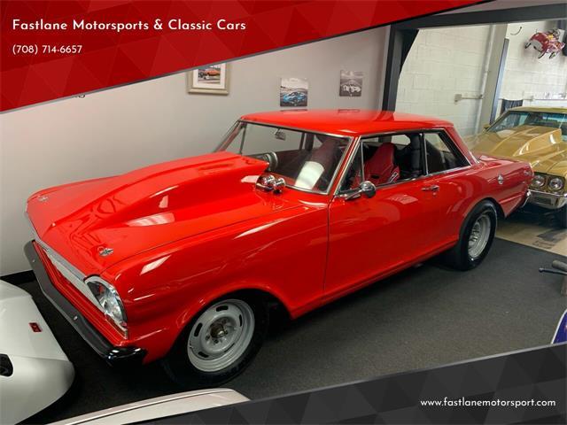 1963 Chevrolet Nova (CC-1523793) for sale in Addison, Illinois