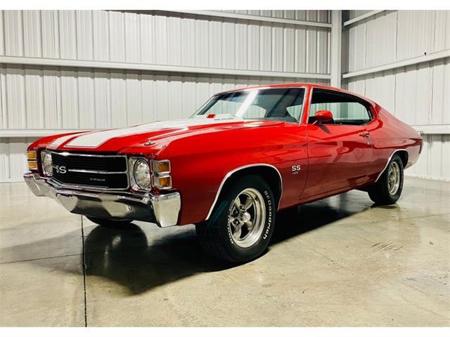 1971 Chevrolet Chevelle (CC-1523807) for sale in Largo, Florida