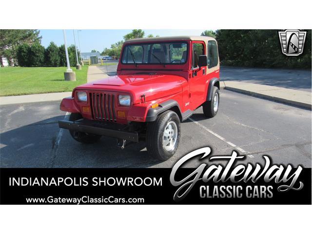 1994 Jeep Wrangler (CC-1523812) for sale in O'Fallon, Illinois