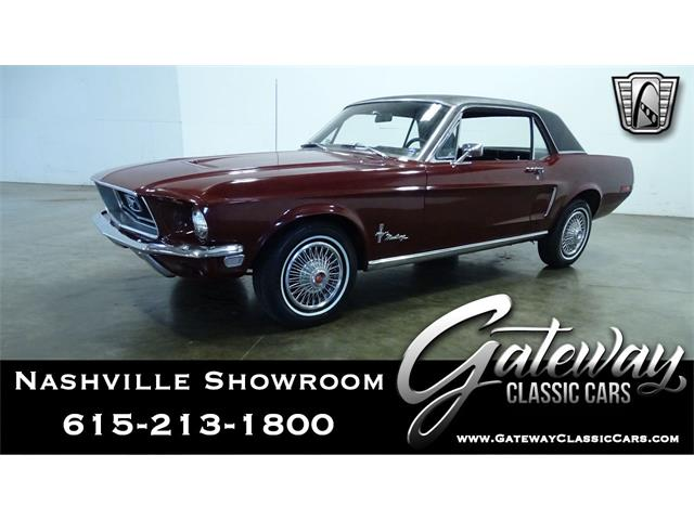 1968 Ford Mustang (CC-1523822) for sale in O'Fallon, Illinois