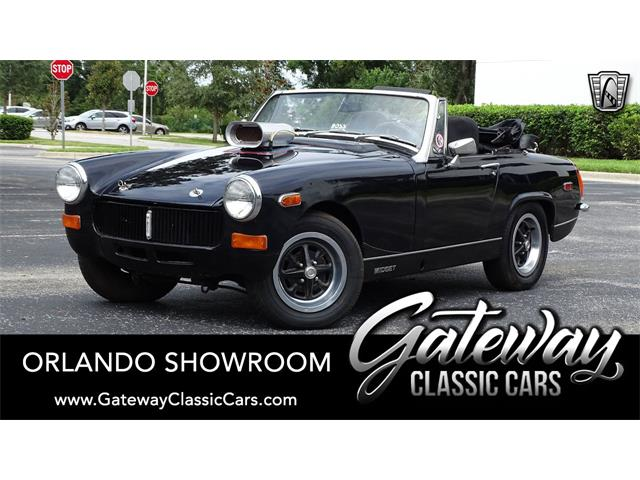 1975 MG Midget (CC-1523823) for sale in O'Fallon, Illinois