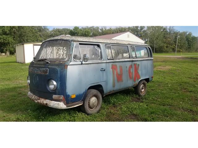 1971 Volkswagen Bus (CC-1523840) for sale in Thief River Falls, MN, Minnesota