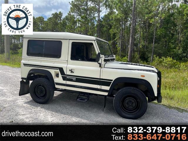 1986 Land Rover Defender (CC-1523849) for sale in Santa Rosa, Florida