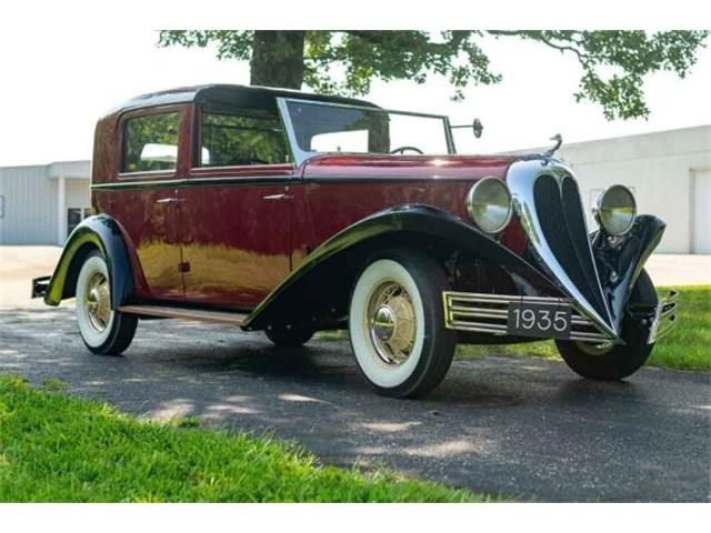 1935 Brewster Sedan (CC-1520385) for sale in Online, Missouri