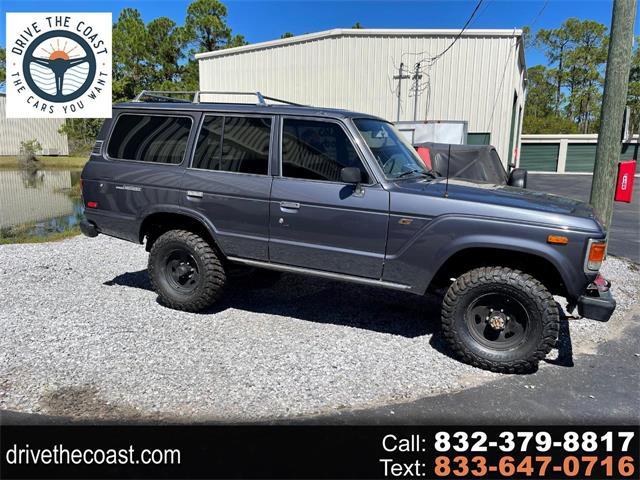1986 Toyota Land Cruiser FJ (CC-1523853) for sale in Santa Rosa, Florida