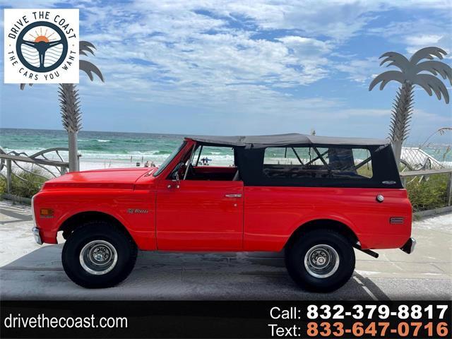 1972 chevrolet blazer for sale classiccars.com cc-1523855