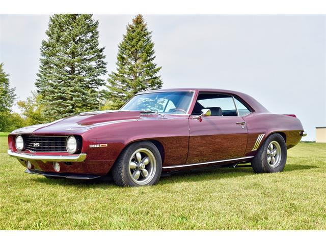 1969 Chevrolet Camaro SS (CC-1523897) for sale in Watertown, Minnesota