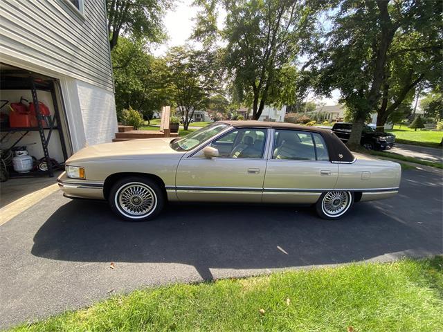 1994 Cadillac DeVille (CC-1523898) for sale in Bethlehem , Pennsylvania