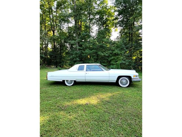 1976 Cadillac Coupe DeVille (CC-1523928) for sale in Hughesville, Maryland