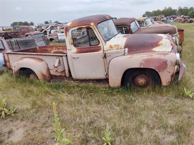1957 International Pickup (CC-1520393) for sale in Parkers Prairie, Minnesota