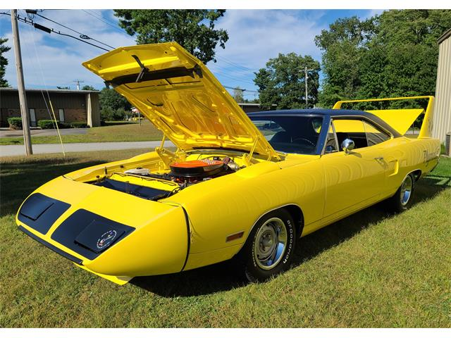 1970 Plymouth Superbird (CC-1523934) for sale in hopedale, Massachusetts
