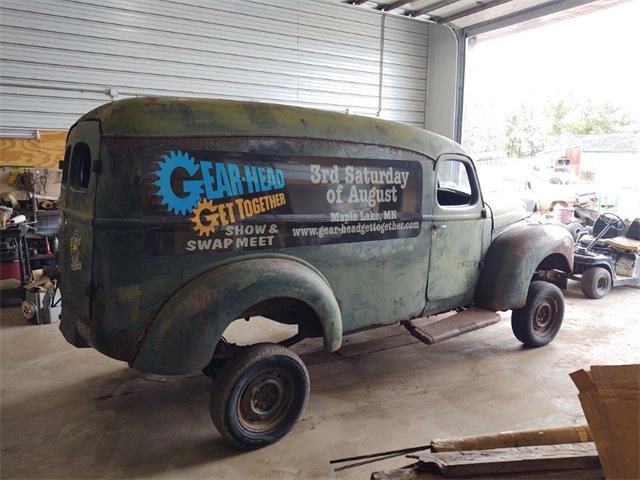1946 International Panel Truck (CC-1520394) for sale in Parkers Prairie, Minnesota