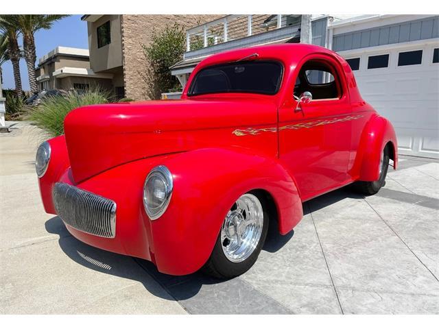 1941 Willys Street Rod (CC-1523940) for sale in Orange, California